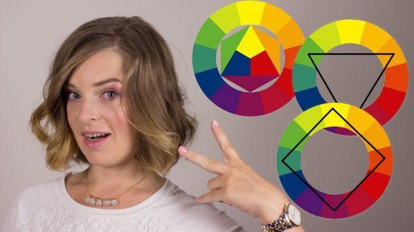 Колористика волос: основные закономерности. О колористике на сайте Haircolor.org.ua
