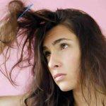 колтуны в волосах