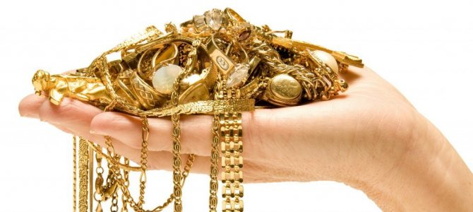 Кому и почему нельзя носить золото