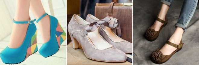 Кому идут туфли Мэри Джейн
