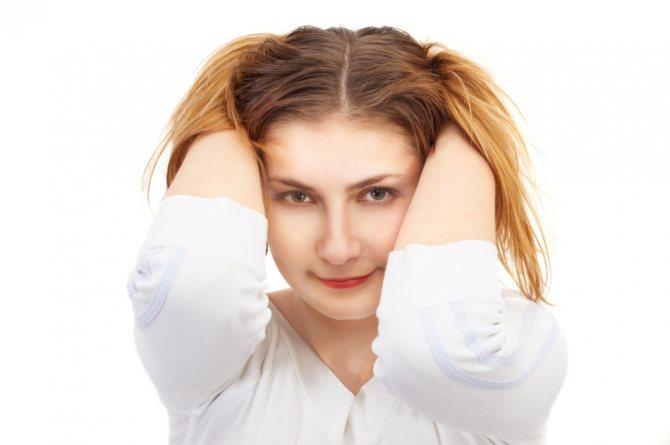 Кому противопоказаны процедуры полоскания волос с содой