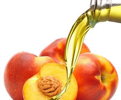 Консистенция персикового масла