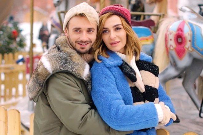 Константин Мякиньков и Екатерина Варнава