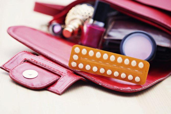 контрацептивы фото
