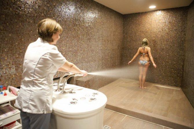 Контрастный душ для похудения, от целлюлита и для иммунитета
