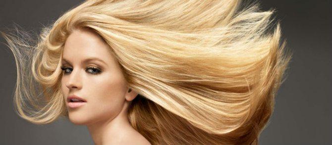 коррекция волос