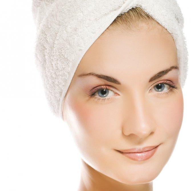 Кожа после использования желатновой маски становится подтянутой, свежей и сбалансированной