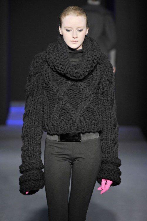 красивая зимняя одежда