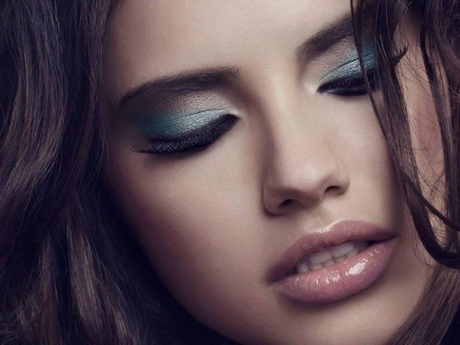 красиво сделать макияж фото