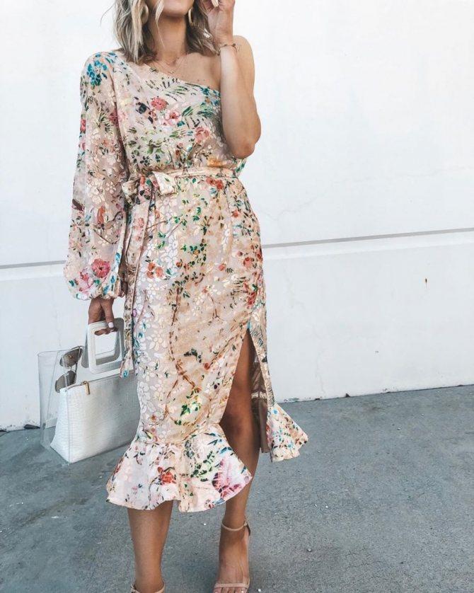 Красивые летние платья: фото обзор фасонов платья на лето