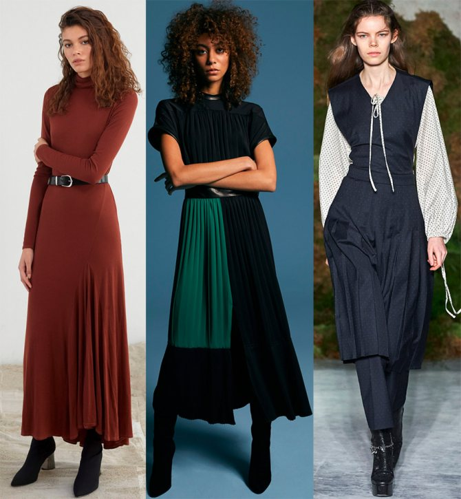 Красивые платья для церкви