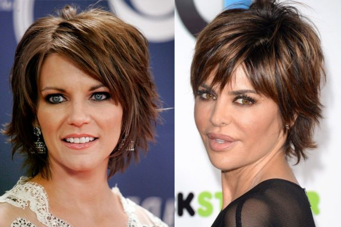 Красивые прически женщинам, стрижки после 40 и 45 лет 2020