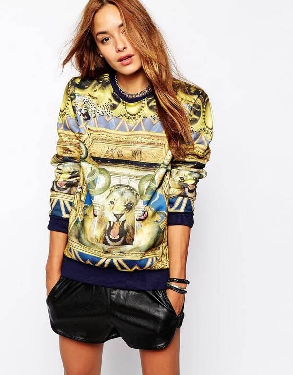 Красивые свитера 2020-2021 года и модные свитшоты – фото, новинки, тренды