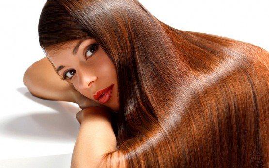 Красивые волосы - правильное питание