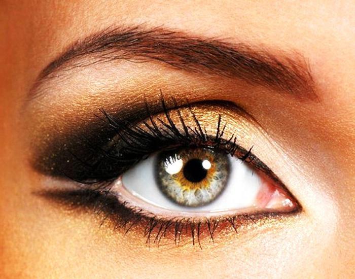 красивый цвет глаз