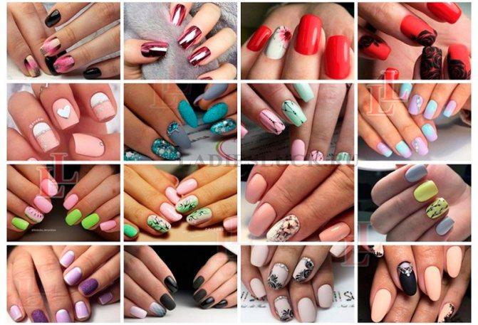 Красивый маникюр идеи дизайна ногтей фото 6