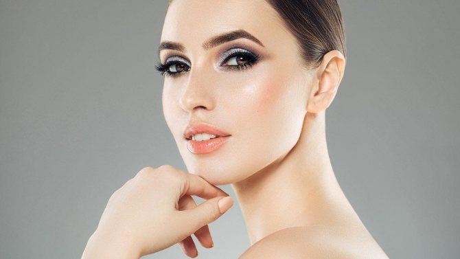 Красивый зимний макияж 2017 2018