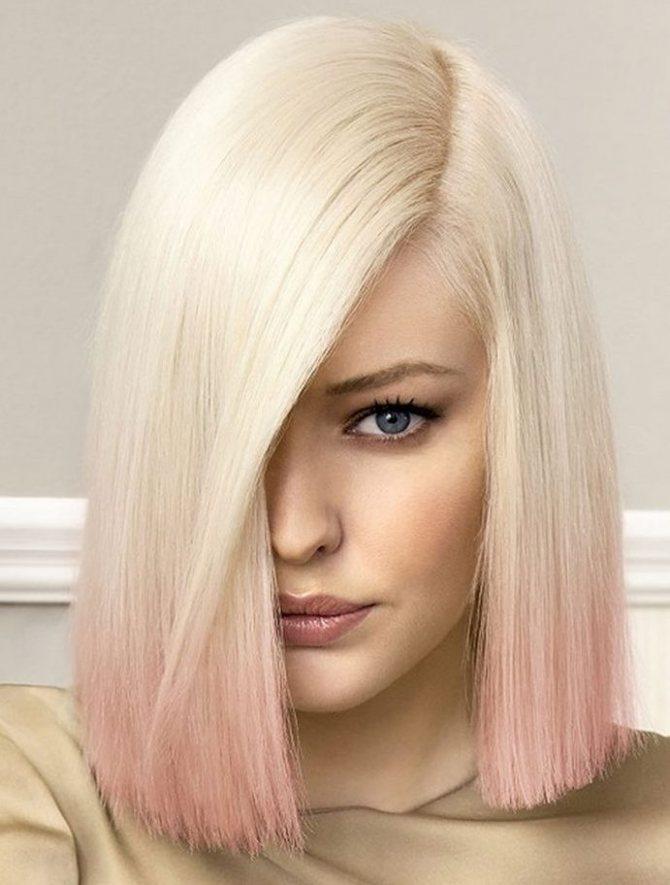 Краска для блондинок