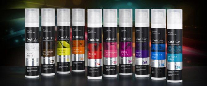 Краска для тонирования волос — какой лучше тонировать