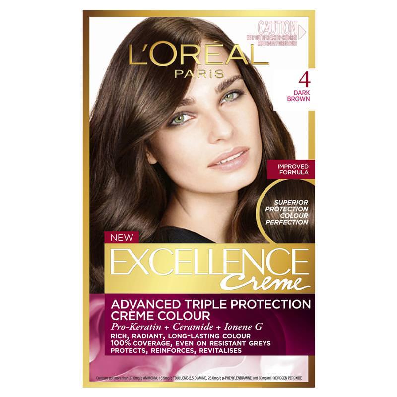 Краска для волос Excellence Crème