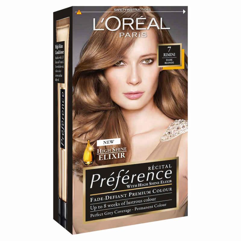 Краска для волос Loreal Preference