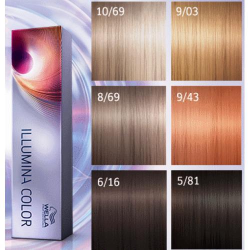 краска для волос велла отзывы профессионалов