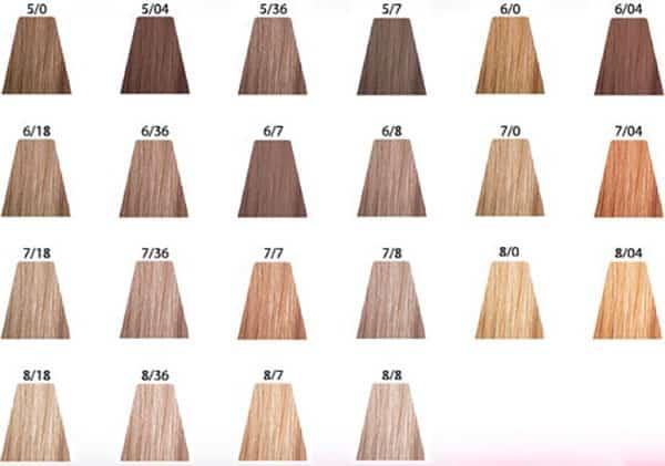 Краска Wella Touch для светлых волос