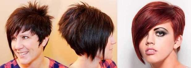 Креативные стрижки и окрашивание волос на средние, короткие, длинные волосы. Модные тенденции 2020. Фото