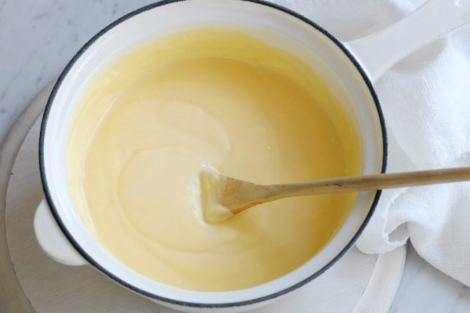 Крем из сгущенки и сливочного масла — базовый рецепт