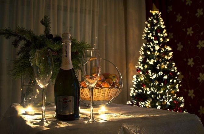 Кто сказал, что Новый Год не романтичный праздник?