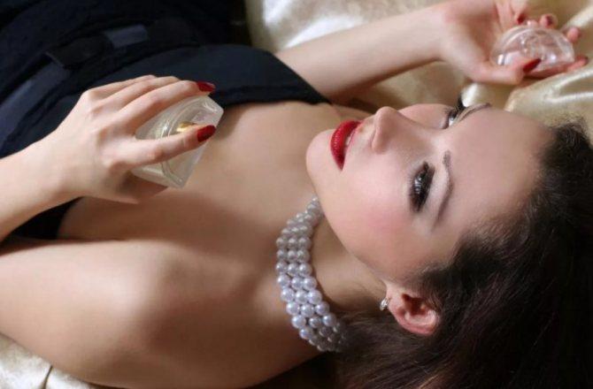 Купить духи с феромонами для женщин