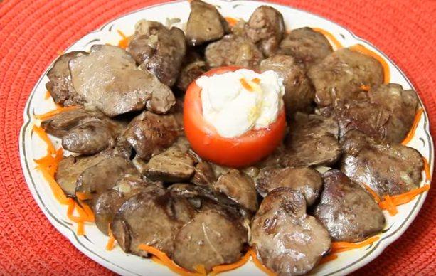 Куриная печень - 8 рецептов блюд мягкой и нежной печени