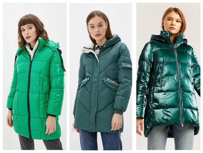 Куртки зимние женские - фото модных моделей 2020