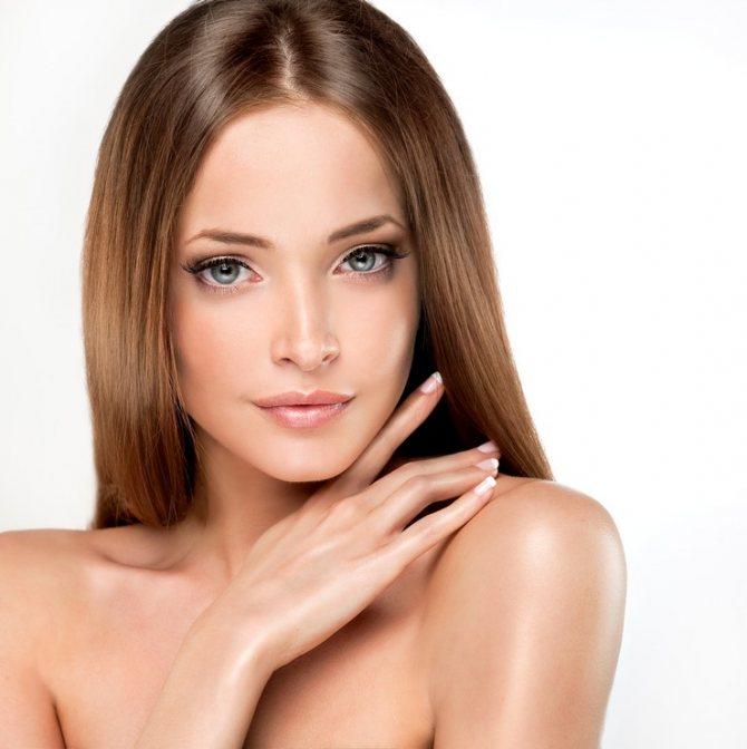 Ламинирование волос до и после родов