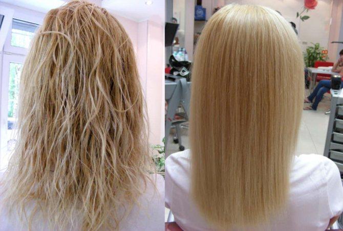 Ламинирование волос в салоне и в домашних условиях