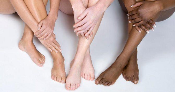 Лазерная эпиляция для различных типов кожи