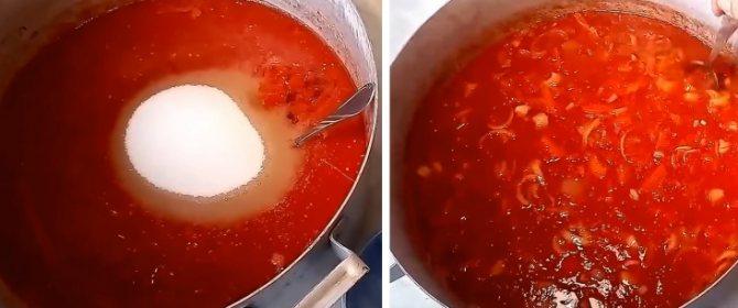 лечо из болгарского перца на зиму