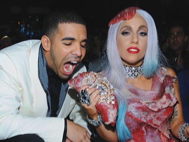Леди Гага в платье из мяса - советы и рекомендации от Krasota4All.ru