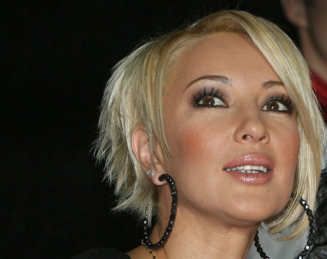 Лера Кудрявцева макияж глаз