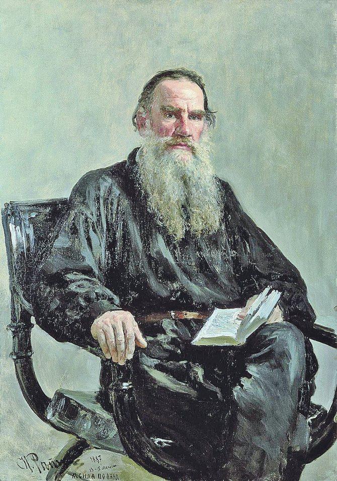 Лев Толстой. Фото: wikipedia.org