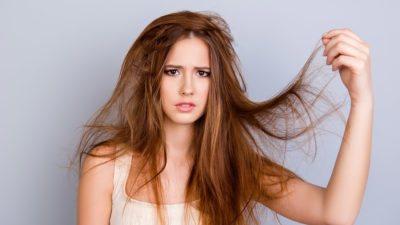 Лезут волосы после мелирования