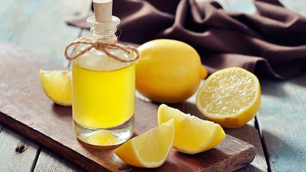 Лимон для бледности кожи