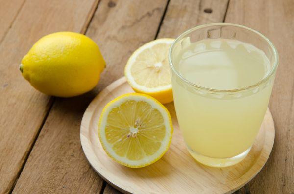 Лимонный ополаскиватель