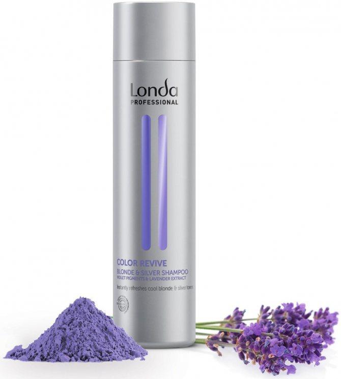 Лонда Color Revive Silver Shampoo