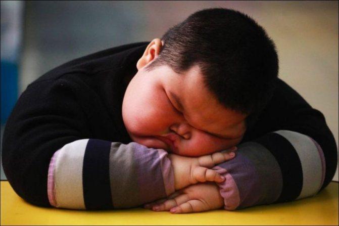 Лу Хао спит