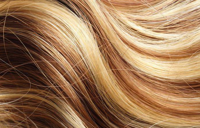 лучшая маска мелированных волос