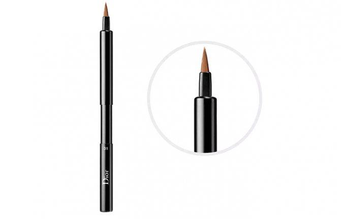 Лучшие Кисти Для Макияжа-Dior Professional Finish Lip Brush