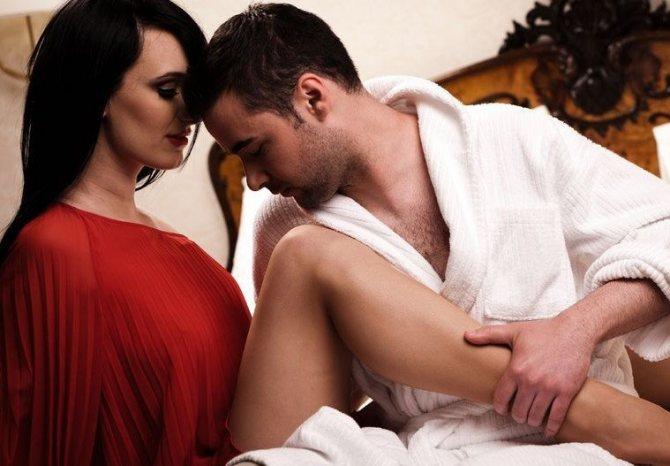 Лучшие способы возбудить мужа
