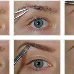 Лучшие тени для бровей: жидкие, карандаш, крем-тени. Как красить правильно поэтапно, фото
