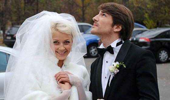 Любава Грешнова и ее муж Михаил Пшеничный